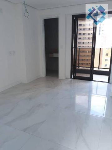 Apartamento com 4 dormitórios à venda, 235 m² por R$ 2.000.000 - Meireles - Fortaleza/CE - Foto 16