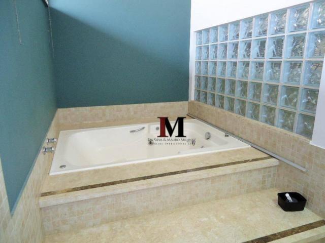 Alugamos e vendemos lindo sobrado em condominio fechadocom espaço gourmet e piscina priva - Foto 12