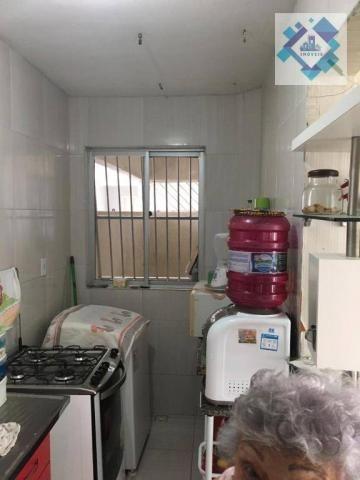 Apartamento com 3 dormitórios à venda, 62 m² por R$ 240.000 - Montese - Fortaleza/CE - Foto 16
