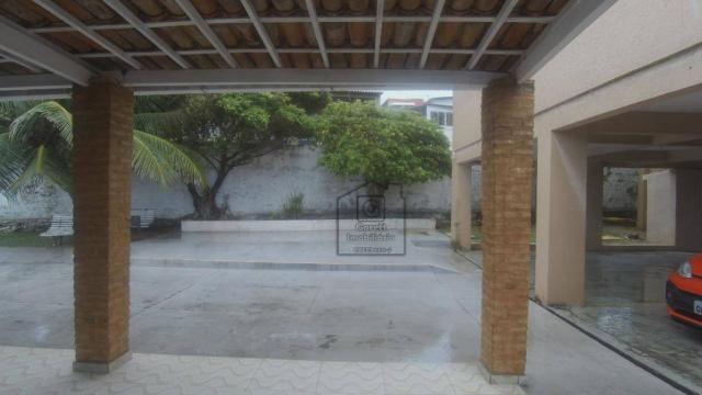 Apartamento com 2 dormitórios à venda, 100 m² por R$ 130.000 - Praia do Meio - Natal/RNApa - Foto 16