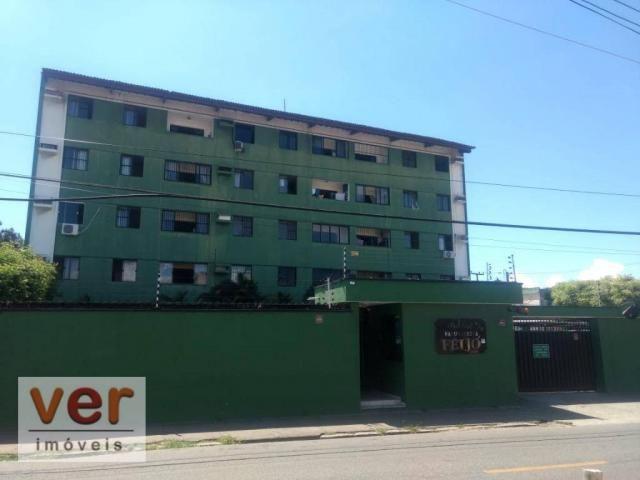 Apartamento à venda, 71 m² por R$ 150.000,00 - Jacarecanga - Fortaleza/CE - Foto 2