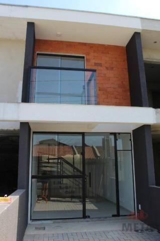 Sobrado com 2 dormitórios à venda, 58 m² por R$ 187.000,00 - Jardim Sofia - Joinville/SC