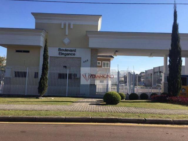 Loteamento/condomínio à venda em Bairro alto, Curitiba cod:TE0107 - Foto 2