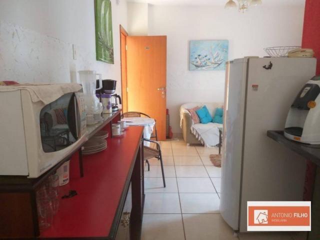 Apartamento de 1 quarto em Caldas Novas  Renaissance Park Residence - Foto 12