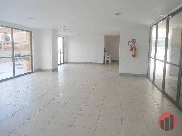 Apartamento com 3 dormitórios para alugar, 63 m² por R$ 1.900/mês - Mucuripe - Fortaleza/C - Foto 11