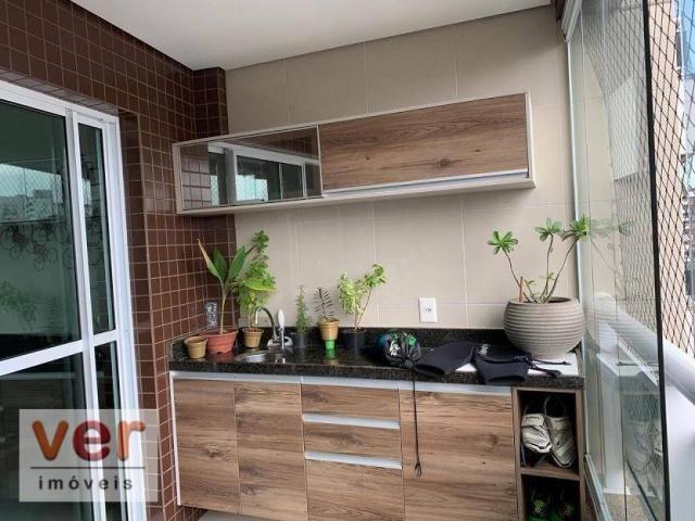 Apartamento com 3 dormitórios à venda, 91 m² por R$ 850.000,00 - Aldeota - Fortaleza/CE - Foto 4
