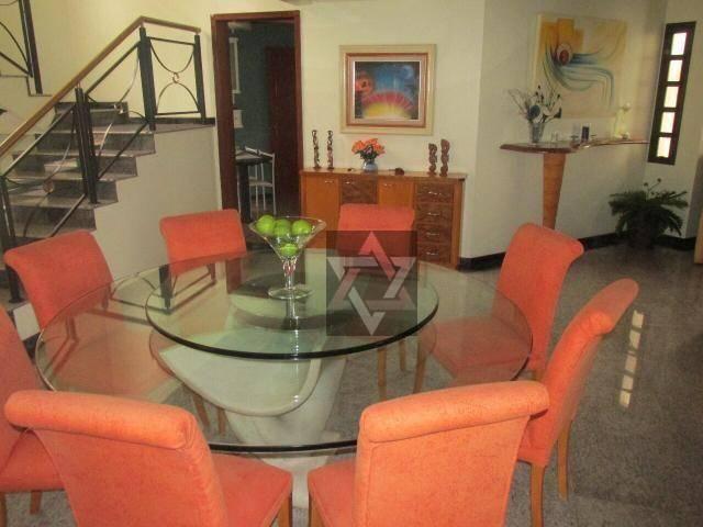 Casa com 5 dormitórios à venda, 500 m² - Mata da Praia - Vitória/ES