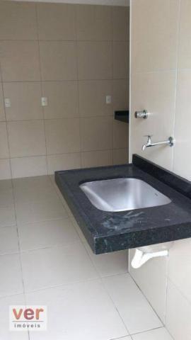 Casa para alugar, 146 m² por R$ 1.600,00/mês - Centro - Eusébio/CE - Foto 11