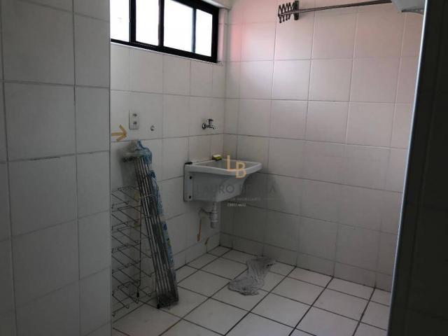 Apartamento com 3 dormitórios à venda, 76 m² por R$ 340.000 - Jatiúca - Maceió/AL - Foto 17