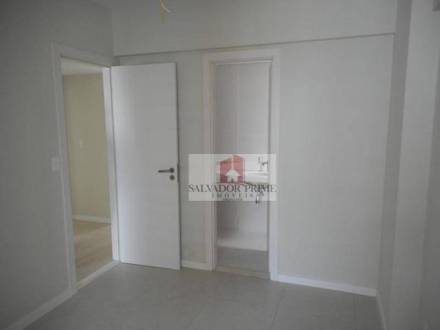 Apartamento residencial à venda, Caminho das Árvores, Salvador. - Foto 9