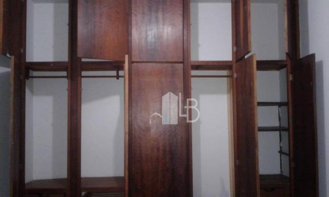 Casa com 3 dormitórios para alugar, 120 m² por R$ 1.500,00/mês - Progresso - Uberlândia/MG - Foto 16