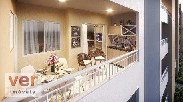 Apartamento à venda, 52 m² por R$ 179.000,00 - Lagoa Redonda - Fortaleza/CE - Foto 10