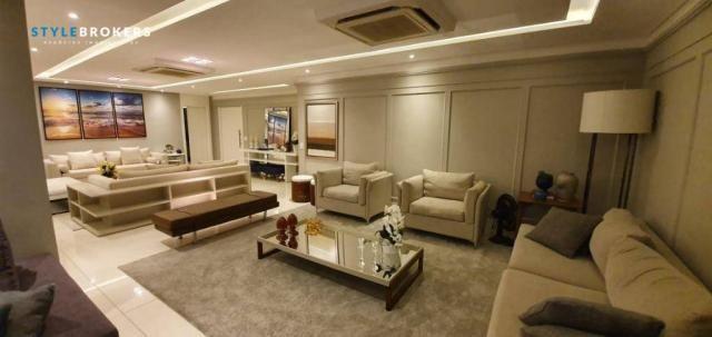 Apartamento no Edifício Privilege Goiabeiras com 4 dormitórios à venda, 255 m² por R$ 2.10 - Foto 3