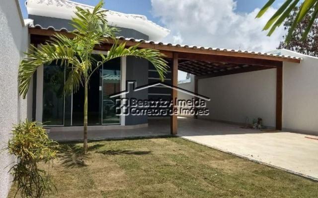 Casa de 3 quartos, sendo 1 suíte, no Jardim Atlântico - Maricá - RJ