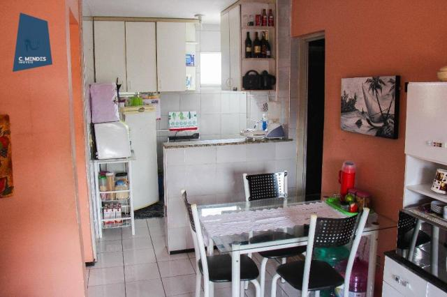 Apartamento 48 m² à venda, 02 Quartos 01 vaga, Antônio Bezerra, Fortaleza. - Foto 5
