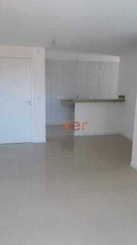 Apartamento para alugar, 61 m² por R$ 1.600,00/mês - Dunas - Fortaleza/CE - Foto 16