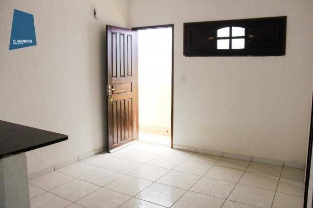 Apartamento 45m² para locação, 2 quartos, Lagoa Redonda, Fortaleza. - Foto 5