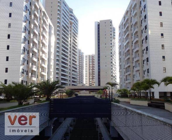 Apartamento à venda, 68 m² por R$ 350.000,00 - Cocó - Fortaleza/CE - Foto 12