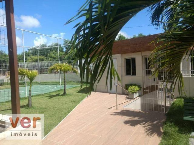 Apartamento à venda, 73 m² por R$ 250.000,00 - São Gerardo - Fortaleza/CE - Foto 5
