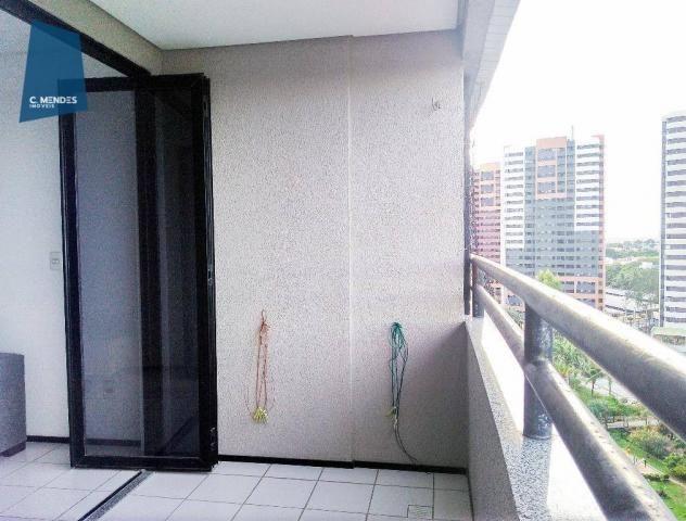 Apartamento 70 m² à venda, 02 suítes, Parque del Sol, Parque Iracema, Fortaleza. - Foto 10