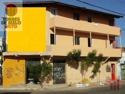 Loja para alugar, 45 m² por R$ 600,00/mês - Jacarecanga - Fortaleza/CE