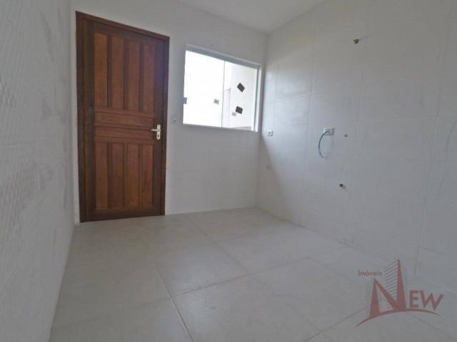 Excelente casa com 02 quartos no Campo Largo da Roseira, São José dos Pinhais - Foto 5