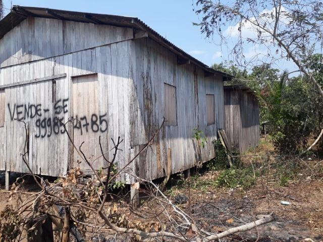 Vende se por motivo de urgência uma casa em porto acre aceito a entra e parcela o resto - Foto 2