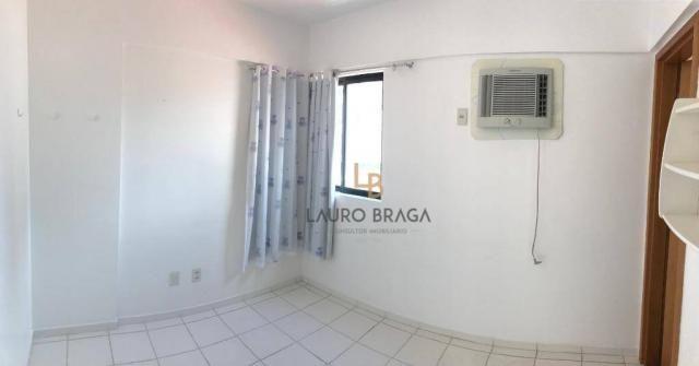 Apartamento com 3 dormitórios à venda, 76 m² por R$ 340.000 - Jatiúca - Maceió/AL - Foto 9