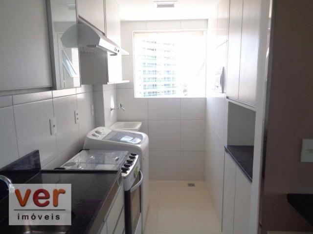 Apartamento com 2 dormitórios à venda, 58 m² por R$ 400.201,64 - Aldeota - Fortaleza/CE - Foto 9