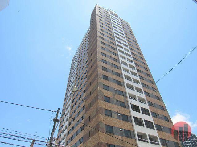 Apartamento com 3 dormitórios para alugar, 63 m² por R$ 1.900/mês - Mucuripe - Fortaleza/C - Foto 3