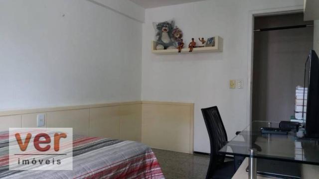 Apartamento à venda, 218 m² por R$ 1.350.000,00 - Meireles - Fortaleza/CE - Foto 17
