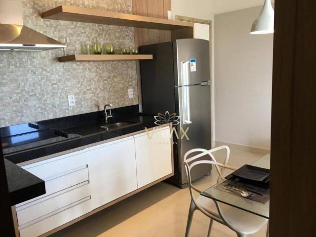 Flat com 1 dormitório à venda, 43 m² por R$ 360.000 - Ponta Negra - Natal/RN - Foto 9