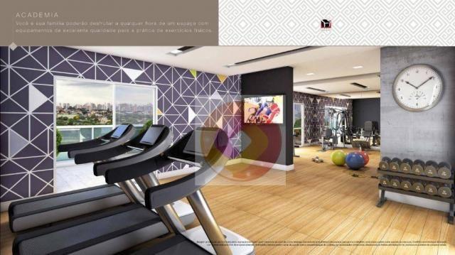 Apartamento com 3 dormitórios à venda, 106 m² por R$ 784.742,00 - Boa Vista - Curitiba/PR - Foto 5
