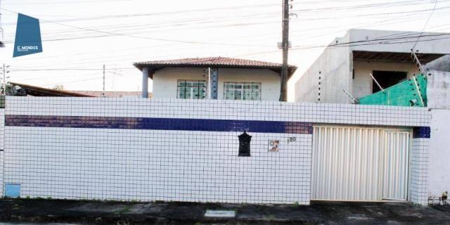 Casa para alugar, 400 m² por R$ 2.200,00/mês - Engenheiro Luciano Cavalcante - Fortaleza/C - Foto 2