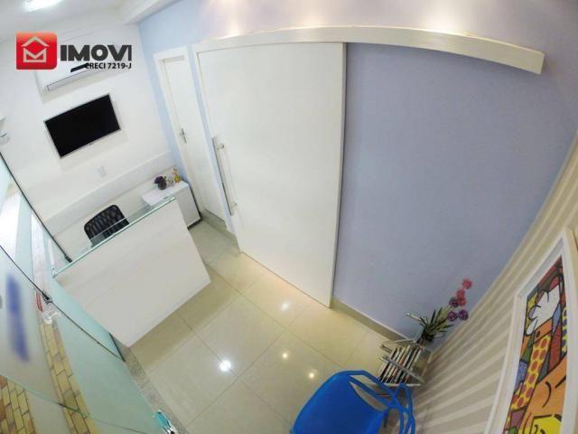 Dentista, Maravilhosa loja montada à venda, 32 m² por R$ 250.000 - Praia do Canto - Vitóri - Foto 8