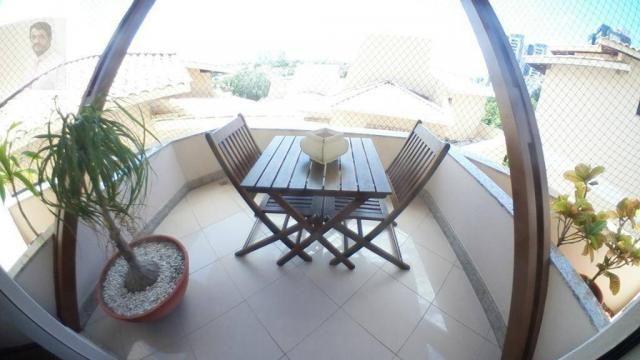Casa em condomínio fechado com 4 dormitórios à venda, 263 m² por R$ 850.000 - Patamares -  - Foto 16