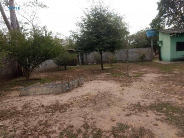 Chácara no Pai André com 1 dormitório à venda, 5100 m² por R$ 200.000 - Pai André - Várzea - Foto 5