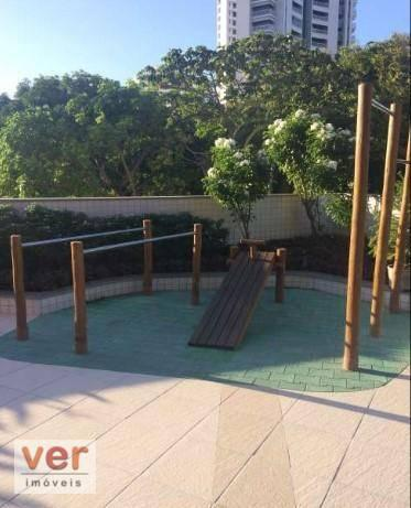 Apartamento com 3 dormitórios à venda, 91 m² por R$ 850.000,00 - Aldeota - Fortaleza/CE - Foto 6