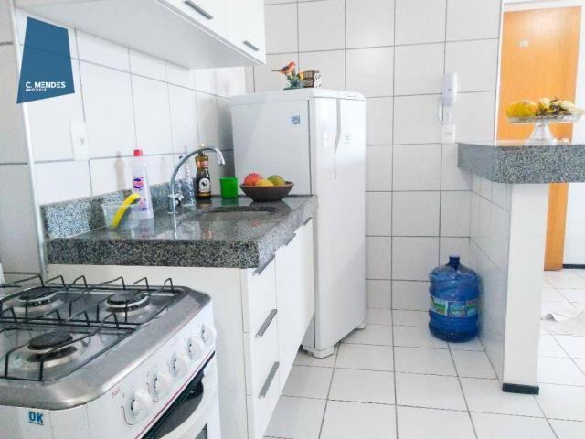 Apartamento 70 m² à venda, 02 suítes, Parque del Sol, Parque Iracema, Fortaleza. - Foto 8