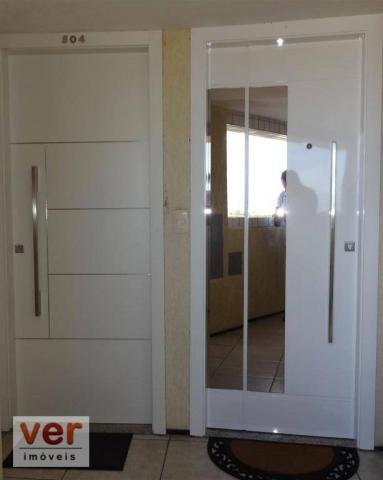 Apartamento à venda, 153 m² por R$ 800.000,00 - Engenheiro Luciano Cavalcante - Fortaleza/ - Foto 3