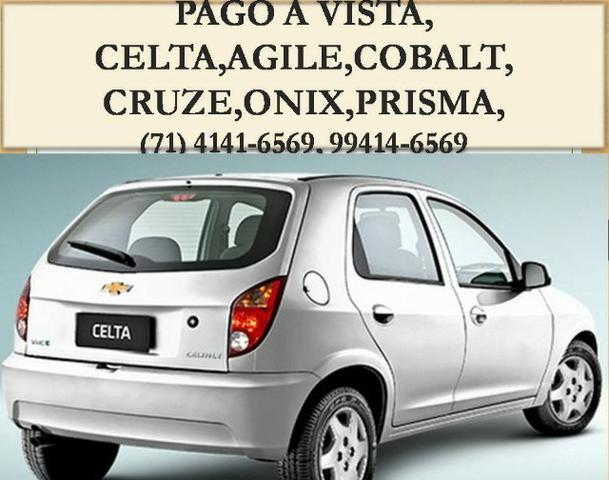 C o m p r o Sandero HB20 Versa Uno Strada Prisma Onix Etios up tsi a partir 2011 - Foto 8