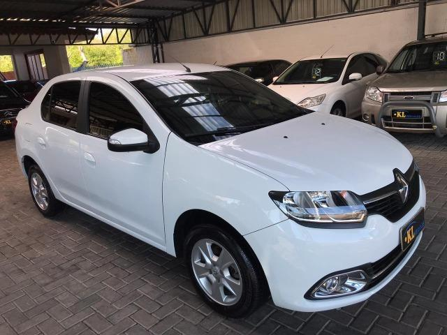 Renault- Logan Dynamique 1.6 8v Flex (Impecável, Seminovo) - Foto 7