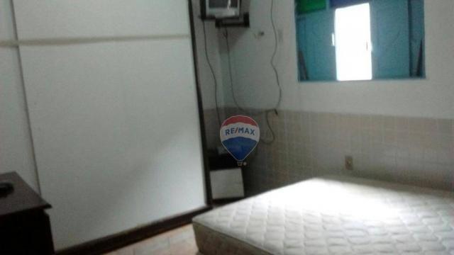 Casa com 3 dormitórios à venda, 298 m² por R$ 250.000 - Genipabu - Extremoz/RN - Foto 9