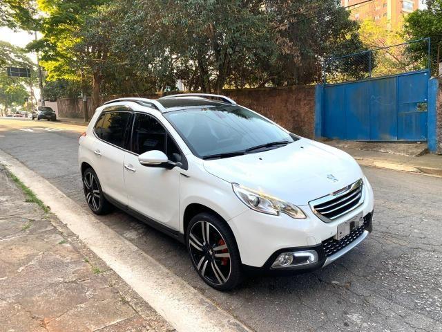Peugeot 2008 griffe 2017 top de linha