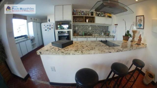 Cobertura com 4 dormitórios 3 suítes  vista a mar nascente à venda, 575m² total m² Rio Ver - Foto 7