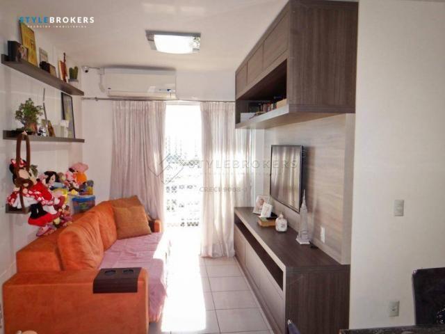 Apartamento no Edifício Villaggio Pompéia com 3 dormitórios à venda, 70 m² por R$ 350.000  - Foto 8