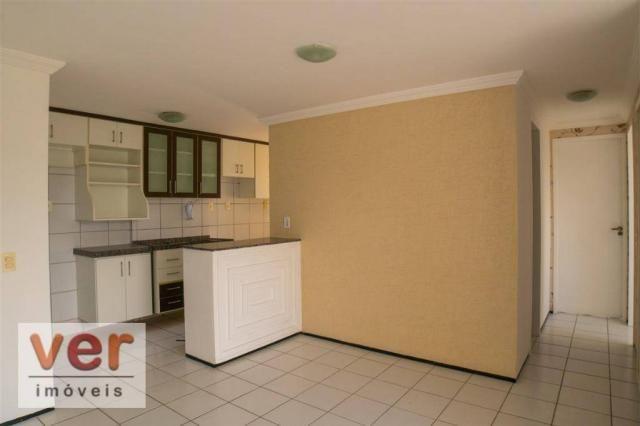 Apartamento à venda, 56 m² por R$ 260.000,00 - José de Alencar - Fortaleza/CE - Foto 4