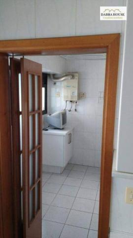 Apartamento residencial à venda, Campo Belo, São Paulo. - Foto 16