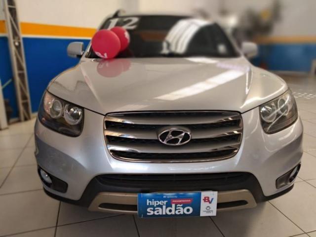 Hyundai santa fÉ 2012 3.5 mpfi gls v6 24v 285cv gasolina 4p automÁtico