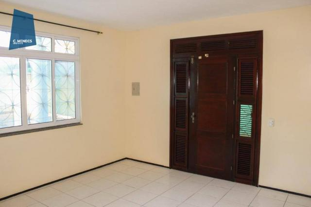 Casa para alugar, 400 m² por R$ 2.200,00/mês - Engenheiro Luciano Cavalcante - Fortaleza/C - Foto 9